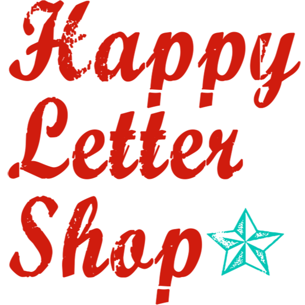 Happy Letter Shop