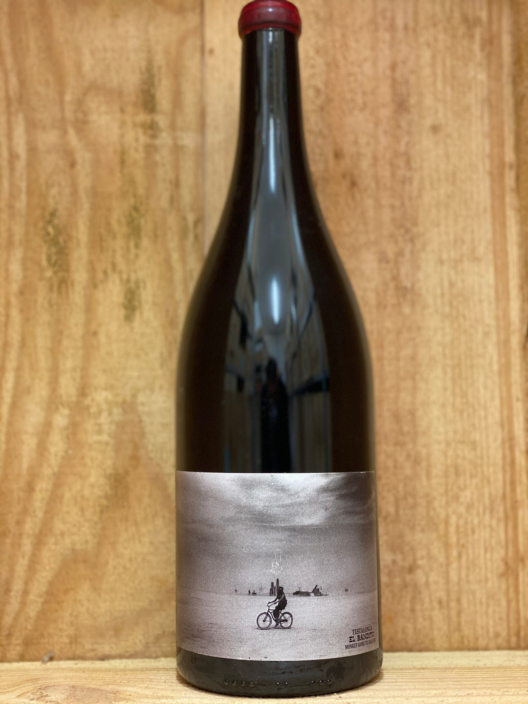 Testalonga 2017 El Bandito Monkey Gone To Heaven Mourvèdre 1,5l