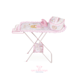 DE CUEVAS TOYS Maria Princess Ironing Board & Accessories - Pink