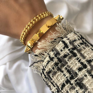 ANYA ROPE BANGLE  As seen on Zoe Hardman