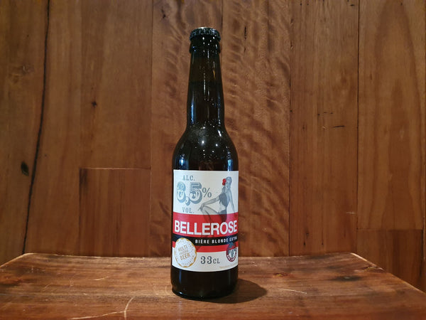 Bellrose Biere Blonde Extra 330ml 6.5% ABV