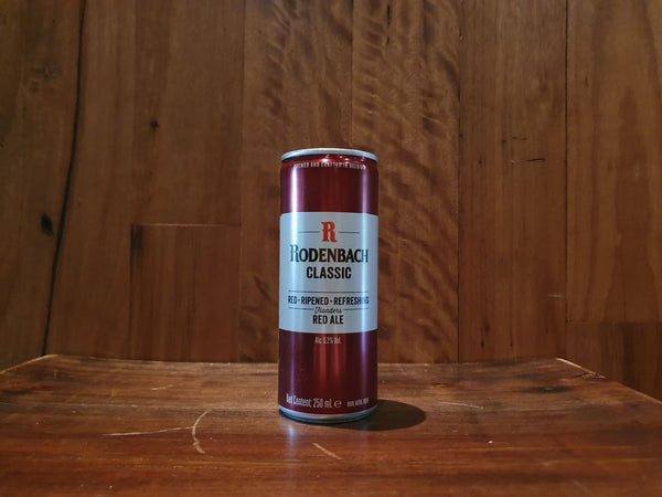 Rodenbach Classic 250ml Can 5.2% ABV