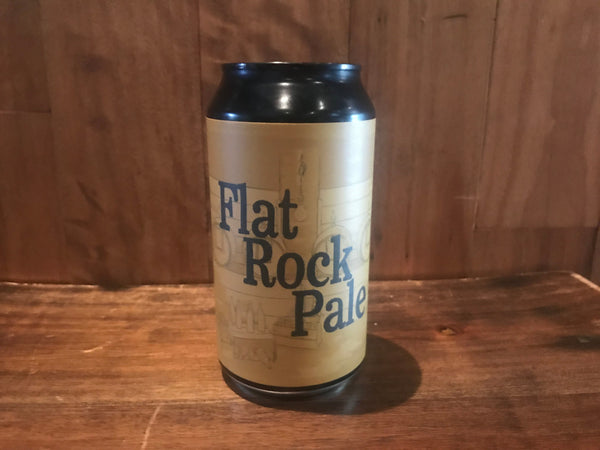 Flat Rock Pale Ale 375ml Can 5% ABV
