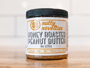 Load image into Gallery viewer, Nutty Novelties Nut Butters