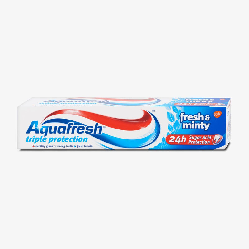 Aquafresh - *Offer of the Week* Fresh & Minty Toothpaste (125ml)