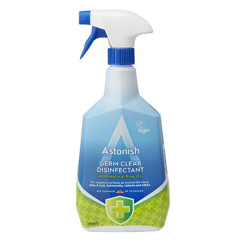 Astonish - Germ Clear Concentrated Disinfectant Spray - Pine (750ml)