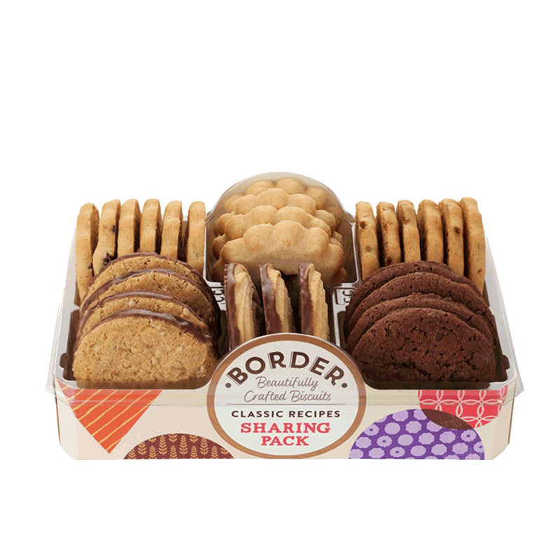 Border Biscuits - Border Biscuits Sharing Pack (400g)