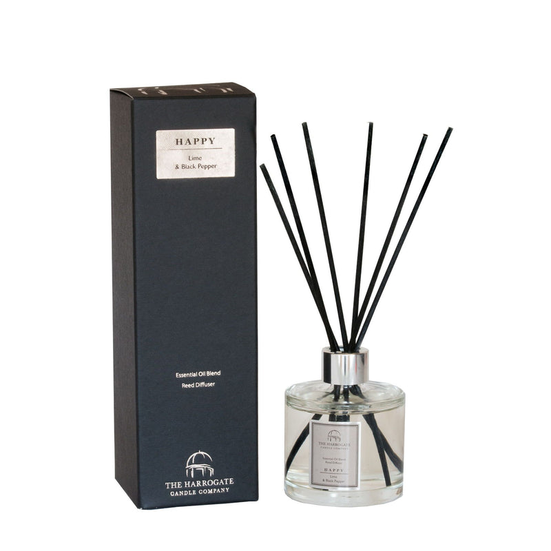 The Harrogate Candle Company - Mood Reed Diffuser (200ml)