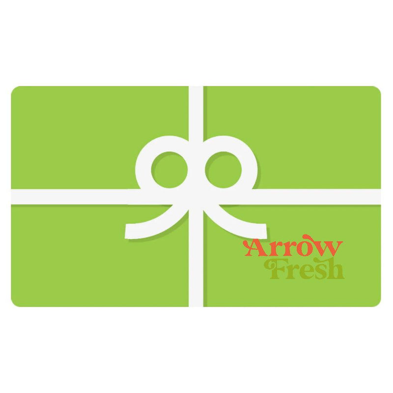 Arrow Fresh - Arrow Fresh Gift Card