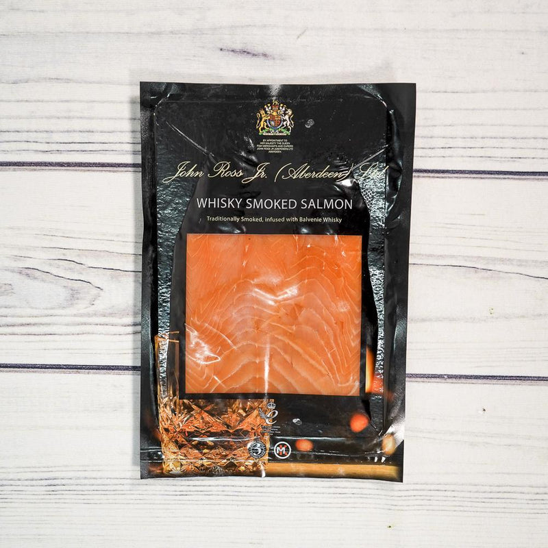 Tarbett's Fishmongers - Whiskey Oak Smoked Salmon (200g)