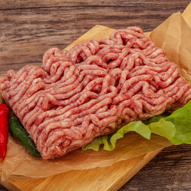 Sykes House Farm - Lean Pork Mince (500g)