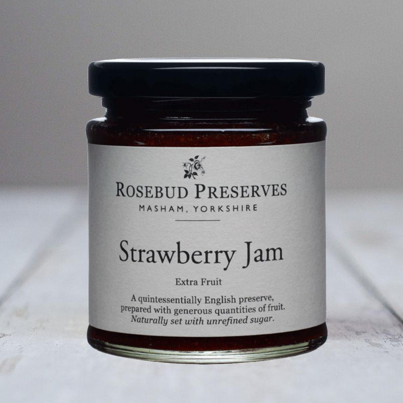 Rosebud Preserves - Strawberry Jam (227g)
