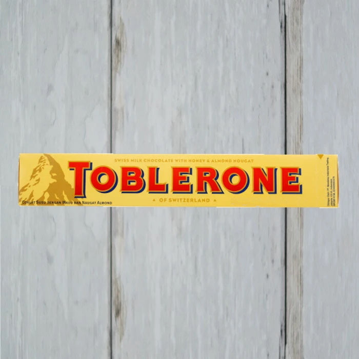 Essentials - Toblerone Milk Chocolate Large Bar (360g)