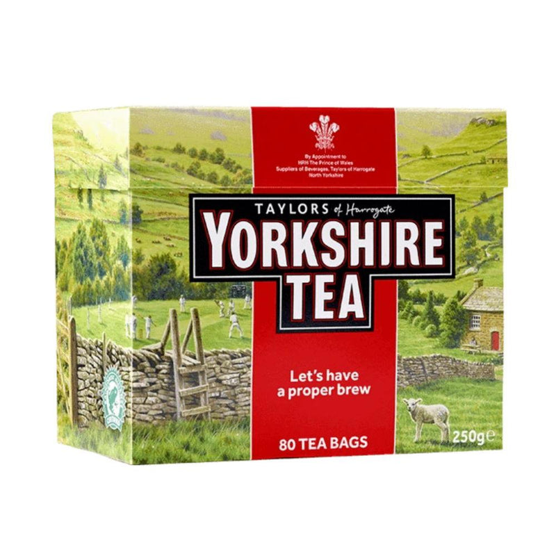 Taylor's of Harrogate - Yorkshire Tea (80 bags)