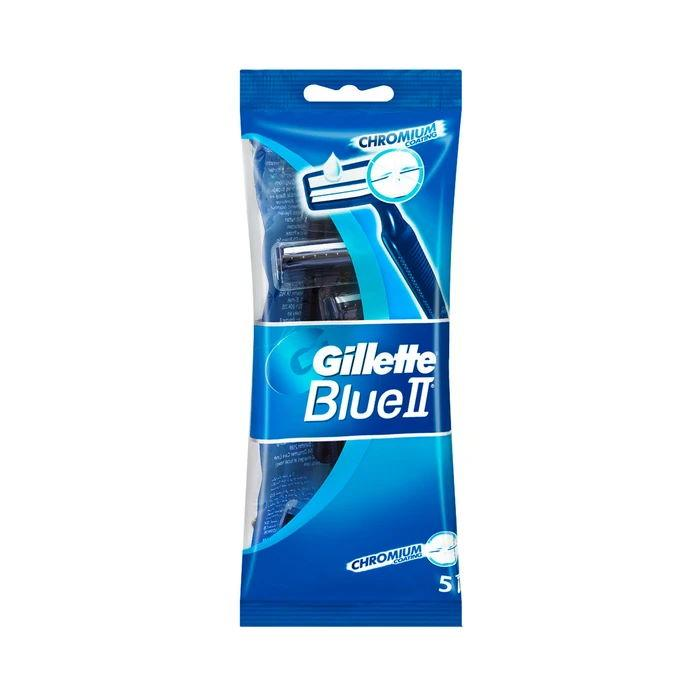 Gillette - Gillette Blue 2 Disposable Razors (5 Pack)