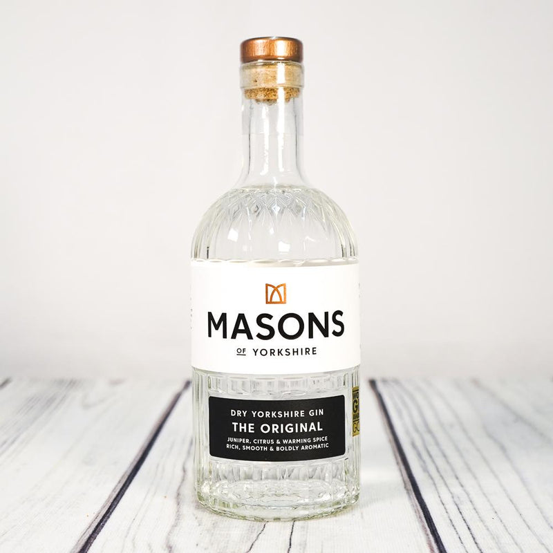 Masons of Yorkshire - Masons Dry Yorkshire Gin 70Cl