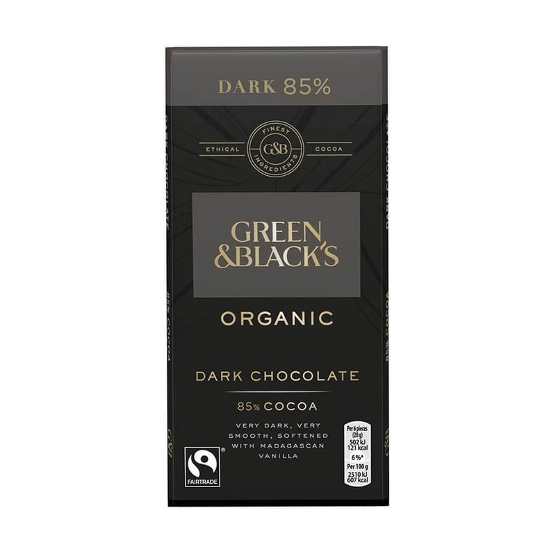 Arrow Fresh - Green & Black's Dark Chocolate (Family Size)