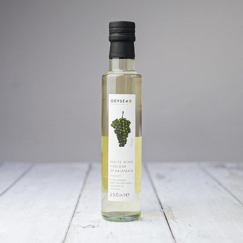 Odysea White Wine Vinegar Of Kalamata