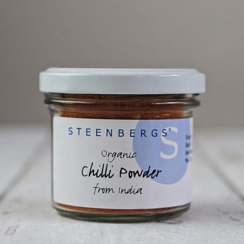 Steenbergs - Organic Chilli Powder (50g)