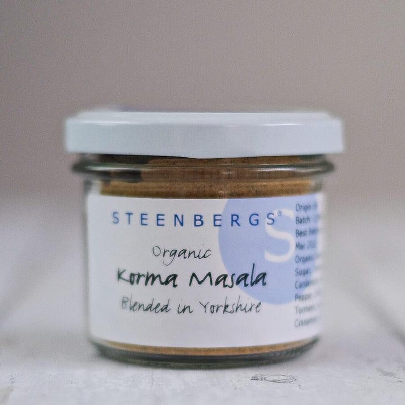 Steenbergs Organic Korma Masala Curry Mix