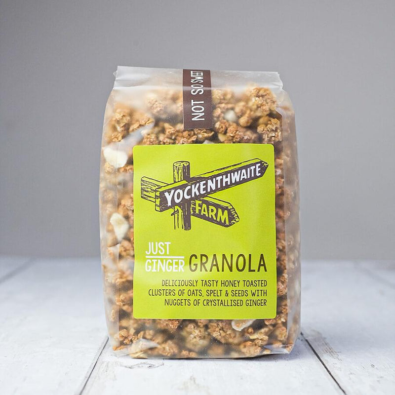Yockenthwaite Farm - Just Ginger Granola