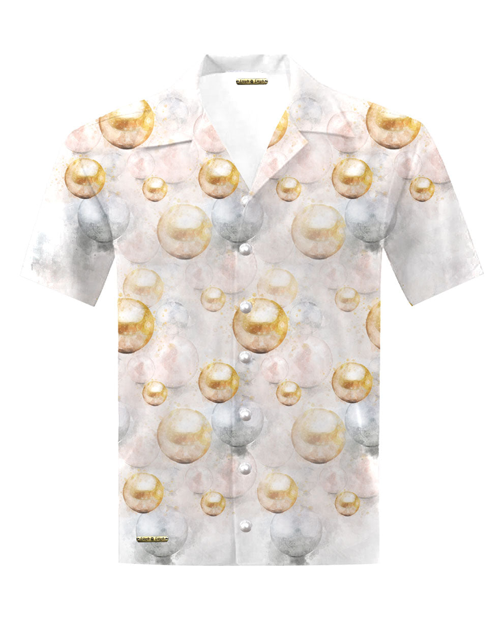 Camisa - Mother of pearl