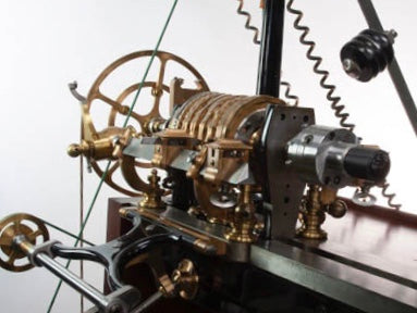 The Rose Engine Lathe