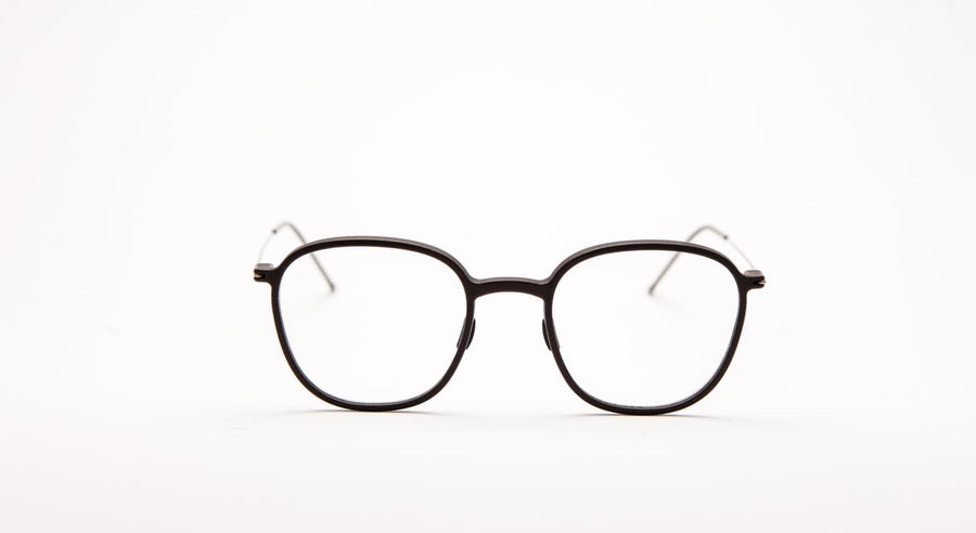 Annu Square 03 - S-Brille-Annu-Black / Raw-Schönhelden