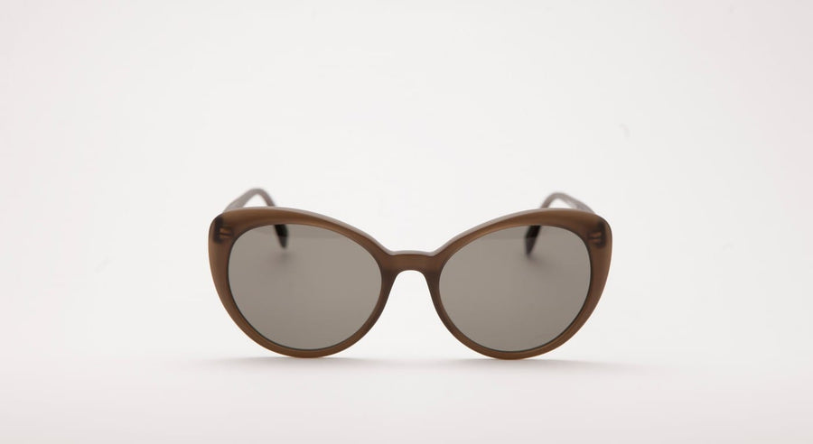 DICK MOBY Zagreb-Brille-Dick Moby-matte mocca-Schönhelden