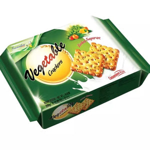 Vegetables Crackers