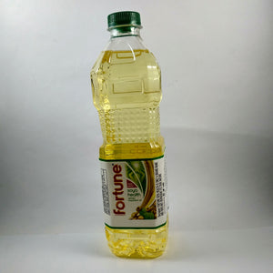 Fortune Refined Soyabean Oil (500 ml)