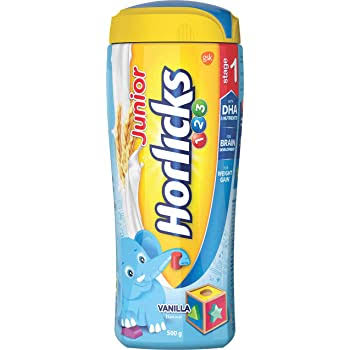 Junior Horlicks (2 variant)