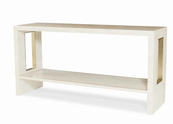GRAND TOUR CONSOLE TABLE
