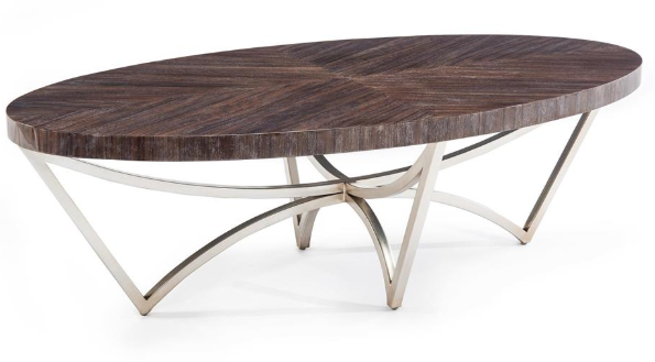 PARISIENNE OVAL COCKTAIL TABLE
