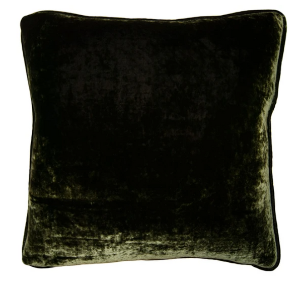 FOREST VELVET PILLOW