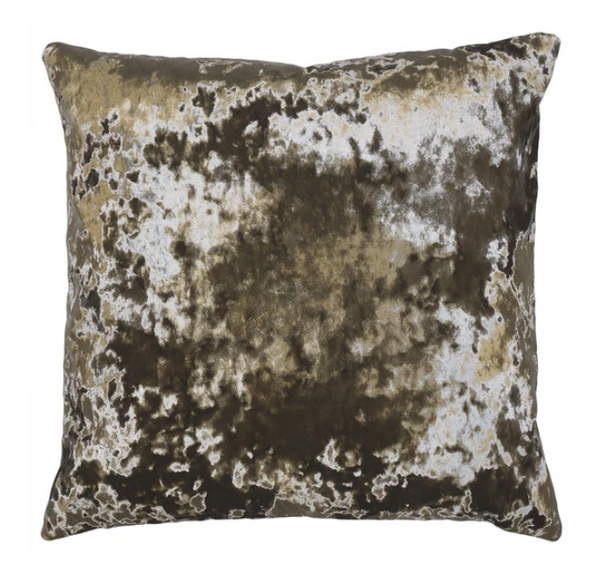 LAVA BRONZE PILLOW