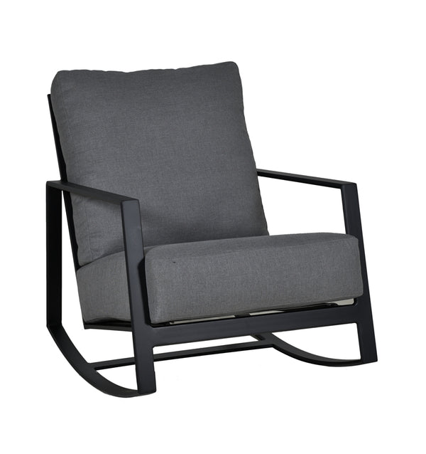 PRISM CUSHIONED ROCKING CHAIR