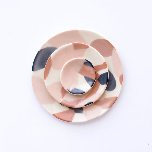 Abstract Ring Dish