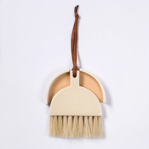 Table Brush with Dustpan
