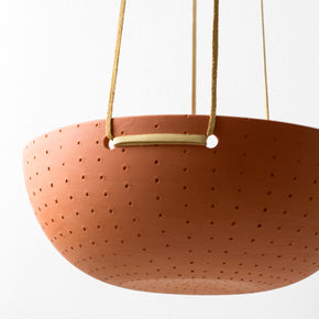 Perforated Hanging Planters