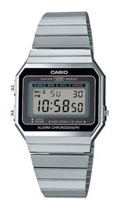 CASIO - Damenuhr | A700WE-1AEF
