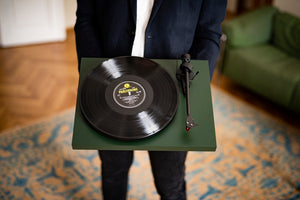 What to look for in a good turntable