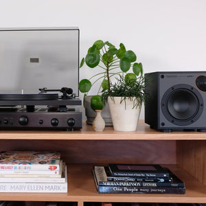 The key components of a hifi stereo system