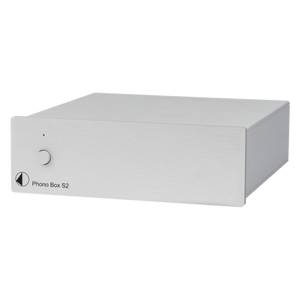 Pro-Ject Phono Box S2 phono stage silver