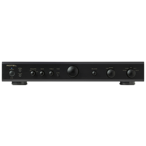 Rotel A10 Integrated Amplifier with Phono Input Black