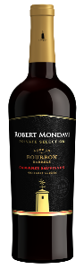 6 flessen - Private Selection Bourbon Barrel Cabernet - ROBERT MONDAVI