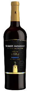 6 flessen - Private Selection Rum Barrel Merlot - ROBERT MONDAVI