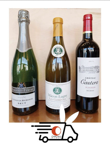 18 Bottles The Ultimate France