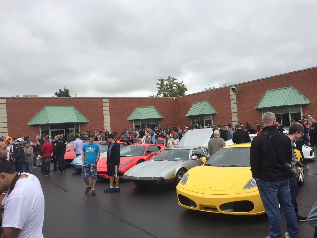 2016 Lake Forest Sports Cars Concourse D'elegance