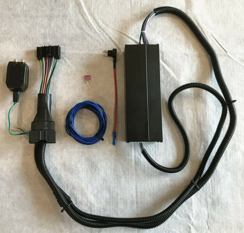 Ford 2011-2018 Factory OEM Radio 4 Channel 400 Watt Amp + Add A Sub Harness Kit